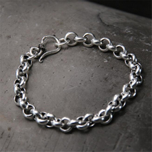 2018 S Clasp Brand O Link Chain Bracelet Latest Women Classy Design 925 Sterling Silver Factory Direct Sale
