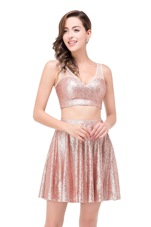 Moderno Vestidos De Cóctel Brillantes Ornamento - Ideas de Vestidos ...