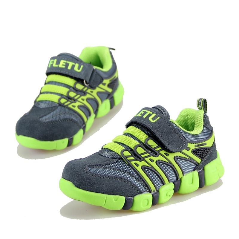 Γνήσια δερμάτινα παπούτσια παιδιών - Παιδικά παπούτσια - Φωτογραφία 4