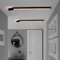 Новый матч творческих офисные Гостиная Спальня проход коридор Светодиодные ленты потолочный светильник светодиодный лампы потолок