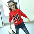 Spring and Autumn Boys Girls Sweatshirts for 4-14 Years Baby Children Clothes Cotton Casual Boys Girls Sweatshirts Hoodies Tops