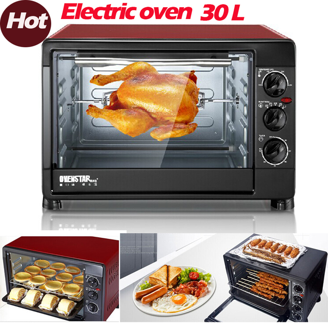 Small Electric Kitchen Appliances: Aliexpress.com : Buy New Toaster Oven Electric Kitchen