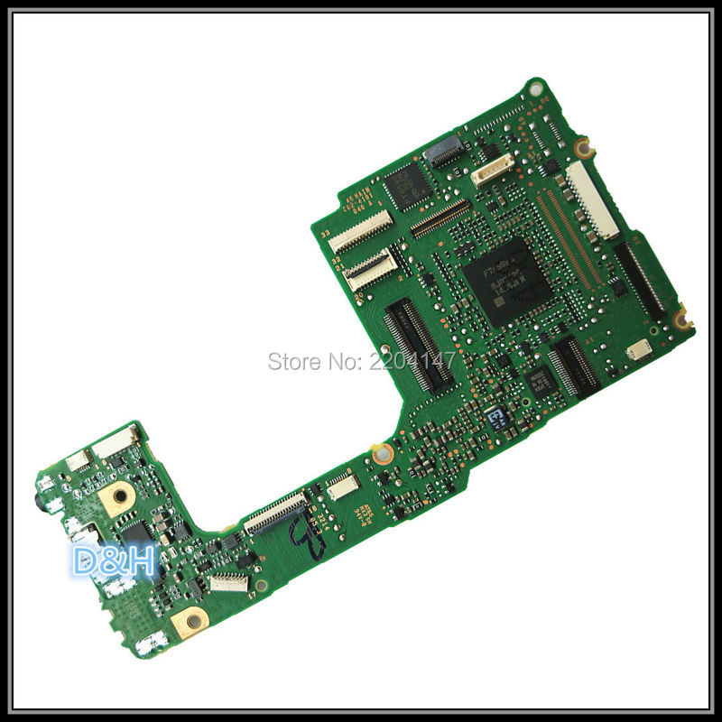 original 100D mainboard for canon 100D main board Rebel SL1 kiss x7 motherboard Camera repair parts free shipping 90%new 40d motherboard for canon 40d mainboard 40d main board camera repair parts