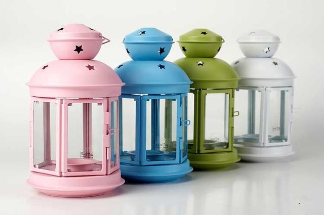 Candele Da Giardino Ikea : Stile ikea faro candeliere portacandele lanterne candela