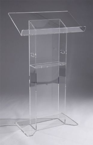 Exquisite Acrylic Lectern Podiums church pulpit podium lectern