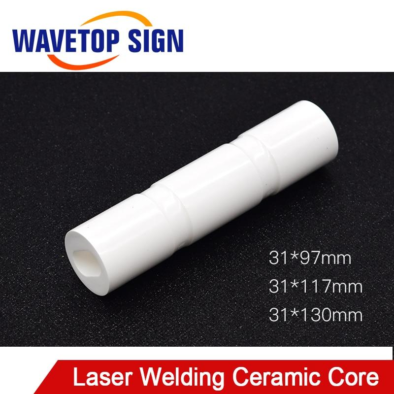 Machine de soudage Laser WaveTopSign noyau en céramique Dia.31mm Machine de soudage céramique cavité moule Machine de soudage lampe noyau en céramique