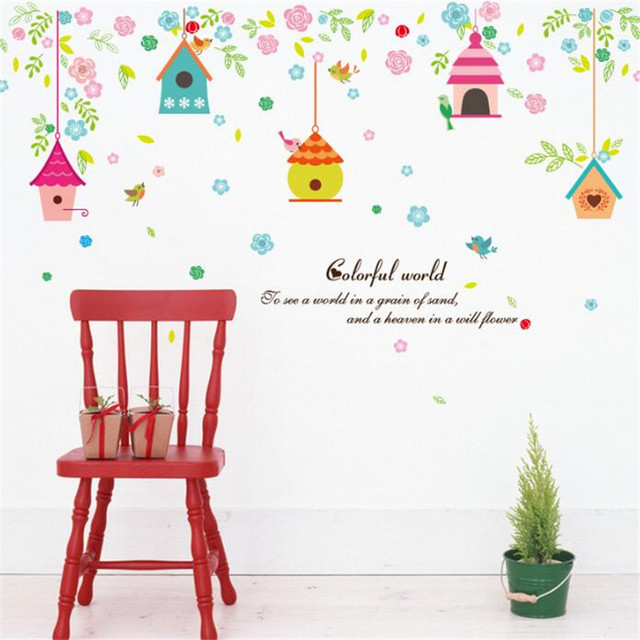 Wall Decoration for School