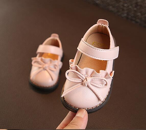 Girls Shoes Autumn Party-Dress First-Walkers Spring Hard-Sole Toddler Infant Baby Cute