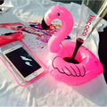 Hot Summer Pool Float  Waterproof Inflatable Bird Drink Cup Holder Float Mini Drink Pool Toy Outdoor Swimming Beach