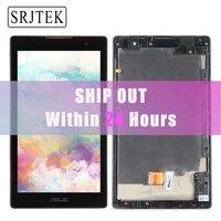 Original For Asus ZenPad C 7 0 Z170 Z170CG P01Y Full LCD Display Matrix Touch Screen