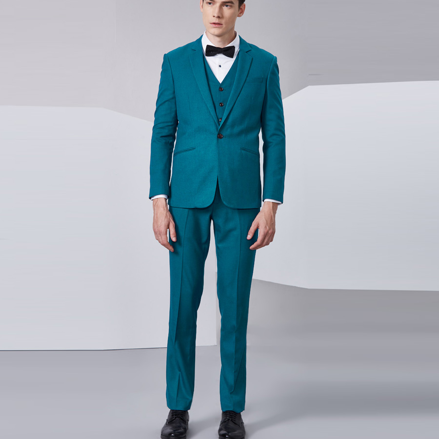 Colorful Wedding Suit For The Groom Photos - All Wedding Dresses ...