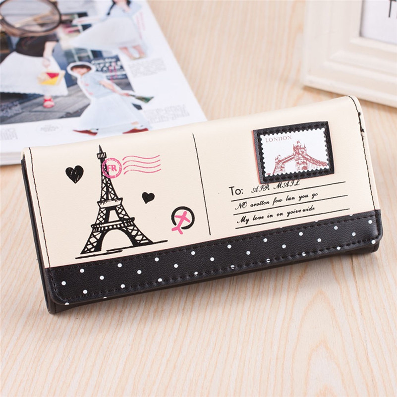 Women Wallets Women s Bags Carteira Lady New Design Clutch Wallet Solid Vintage Fashion Small Female