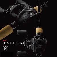 Daiwa TATULA 100/150/200 Baitcasting катушка 6,3: 1/7. 1:1/8,1: 1 5 6 кг Мощность TWS системы 7BB + 1RB коррозионно стойкие шариковые подшипники