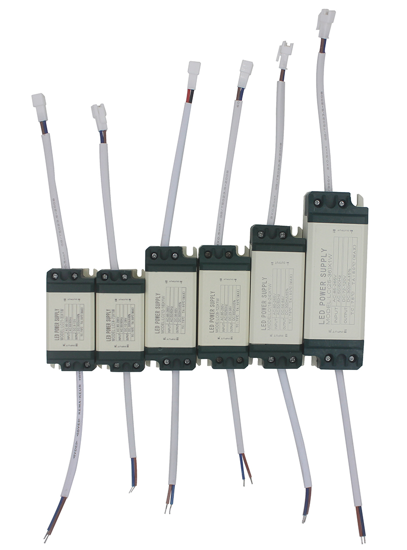 10w constant current led driver dc1224v to dc312v for high power led