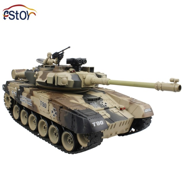 rc tank 15 channel 1 20 russian t 90 main battle tank model with