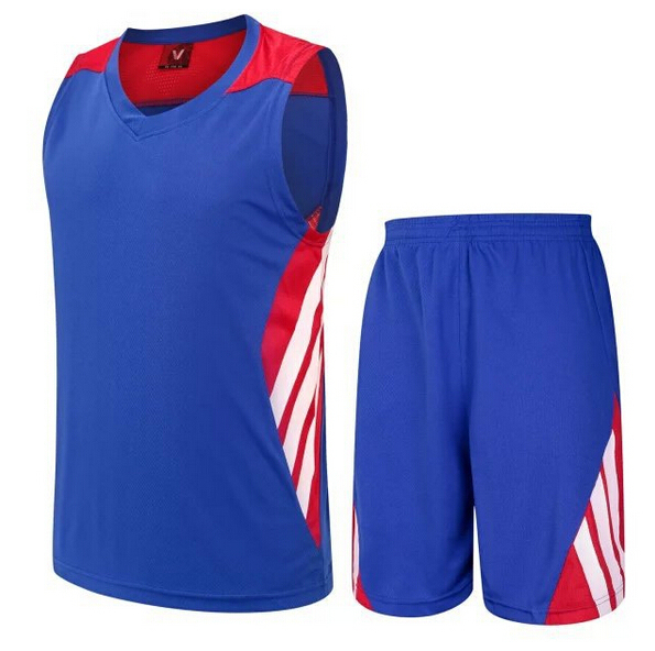c5b7aa110 new design custom blank basketball kit basketball uniform baksetball team  set for men wholesale