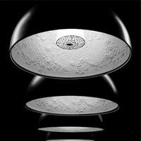 Диаметр 40/60 см Лидер продаж белый черный Skygarden подвеска лампа освещения столовая гостиная, спальня бар свет