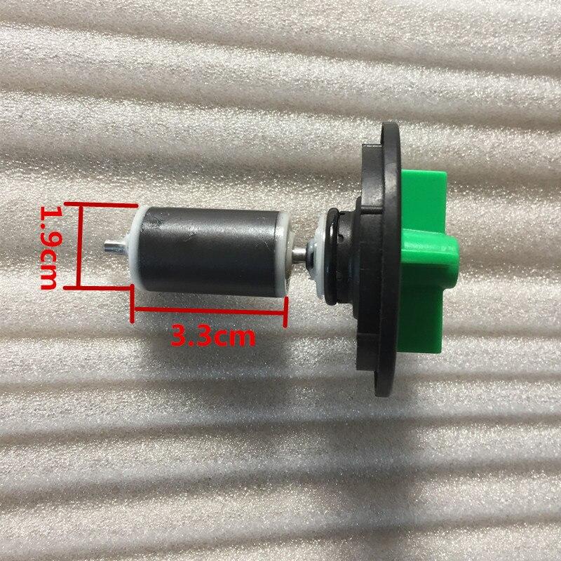 1 Stück Für Lg Bpx2-8 Trommel Waschmaschine Teile Ablauf Pumpe Gewidmet Motor Rotor/wasser Blätter Attraktive Mode Haushaltsgeräte