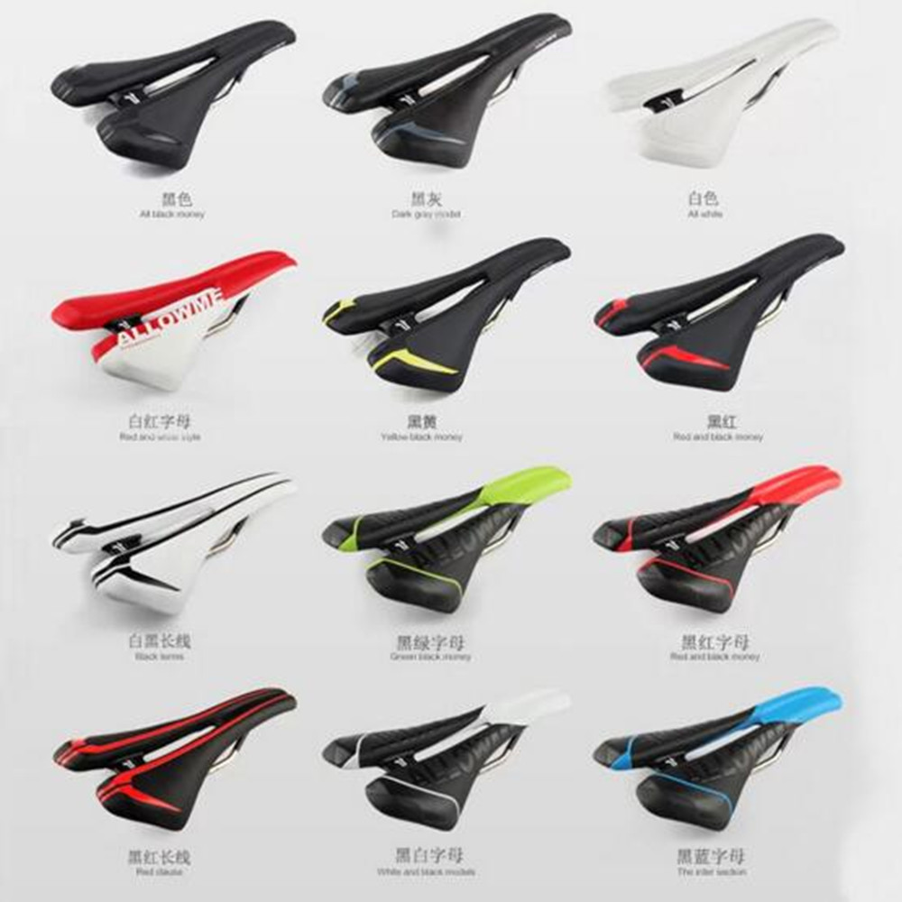 promend salable product mountainous bicycle parts saddle for men women Breathable comfort bike seat cushion