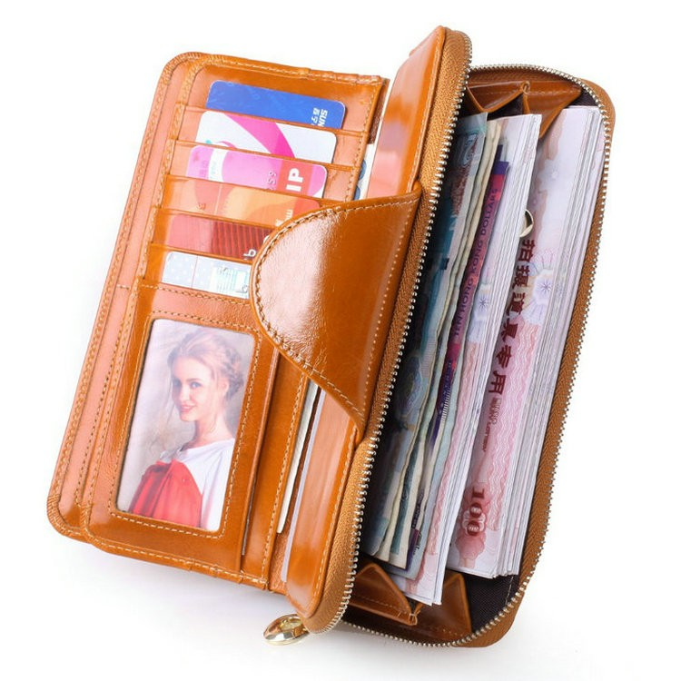 ladies leather wallets wholesale