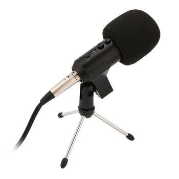 MK-F400TL USB Studio Mikrofon Kondensator Sound Mikrofone Für Computer Karaoke Video Aufnahme