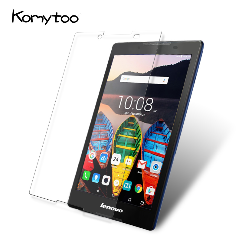 Tempered Glass For Lenovo Tab 3 4 Tb3-850F 7 8 Plus 730F Yoga 710F Yt3-850M TB-8504 TB-8704 Screen Protector Glass Film strong case cover for lenovo tab3 tab 3 8 850 tb 850 tb3 850 tb3 850f tb3 850m 8 tablet 2 x screen protector gift