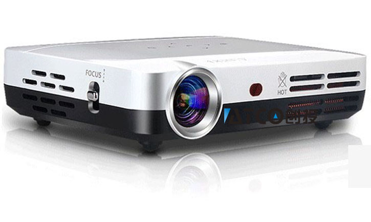 2016 Cheapest Mini <font><b>Pico</b></font> <font><b>DLP</b></font> 2D to 3D 3LED <font><b>Projector</b></font> Beamer 100inch @ 2.5 m Active Shutter 3D amazing quality for home theater