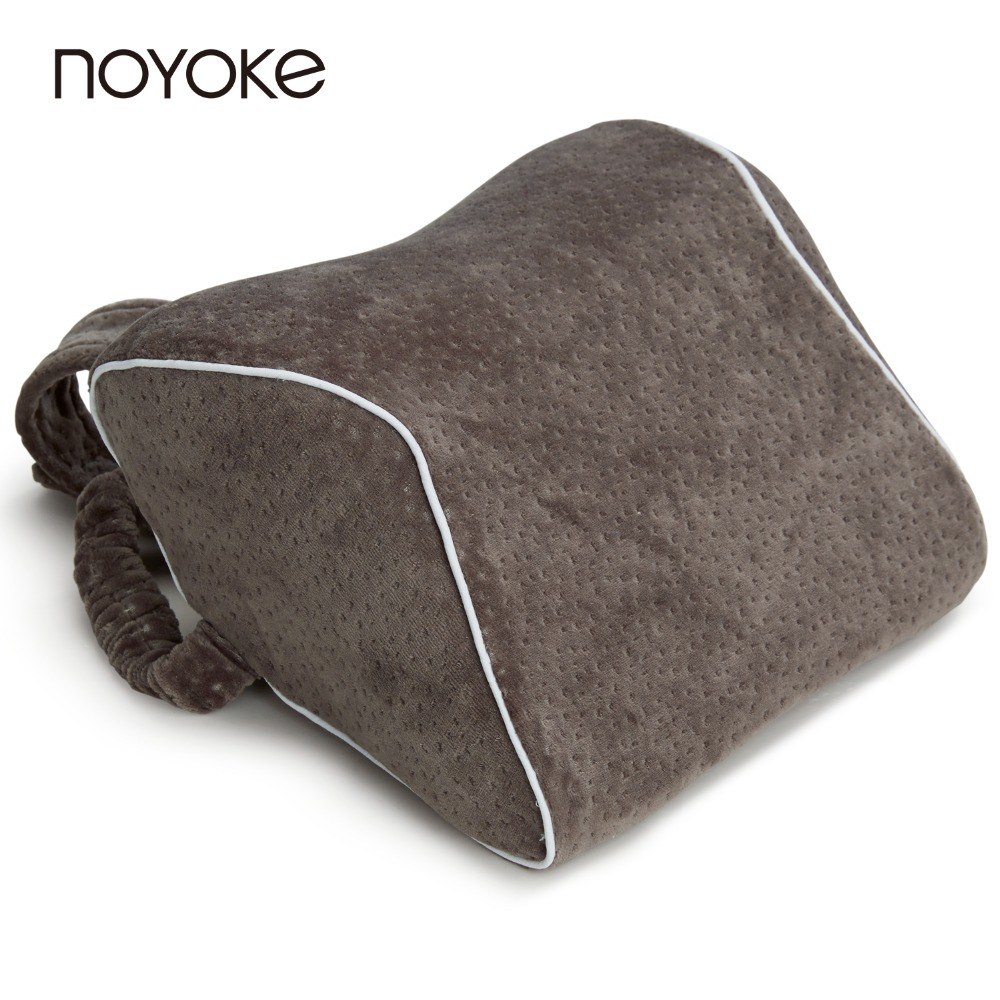 noyoke cm memory foam car driving neck pillow office car travel - Memory Foam Neck Pillow