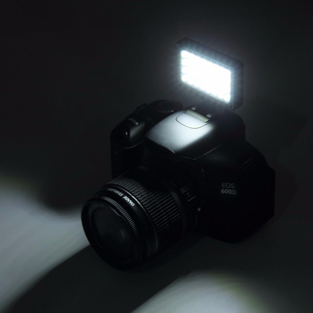 e8af8330c83d Hot Video Light 32 LED 5600K 32W Intergrated Fill Light For Mobile Phone  Digital Camera High Quality Promotion