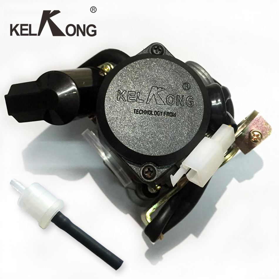 KELKONG Brand New 50CC Scooter Carburetor Moped Carb for 4 Stroke GY6 SUNL ROKETA JCL Qingqi