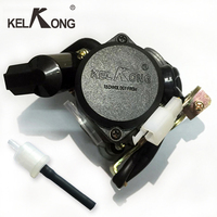 KELKONG Brand New 50CC Scooter Carburetor Moped Carb for 4 Stroke GY6 SUNL ROKETA JCL Qingqi Vento For GY6 50CC 110CC Scooter