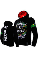 2017 New Jesus MMA Training Hoodie VSZAP Genuine Fight Muay Thai Fitness Comprehensive Sports Warm Long