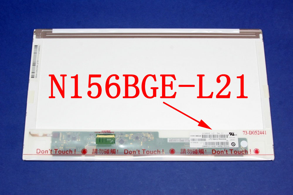 5.6 LED Laptop Screen B156XW02 LP156WH4 LP156WH2 LTN156AT02 LTN156AT05 LTN156AT15 LTN156AT24 N156BGE-L21 N156BGE-L0B