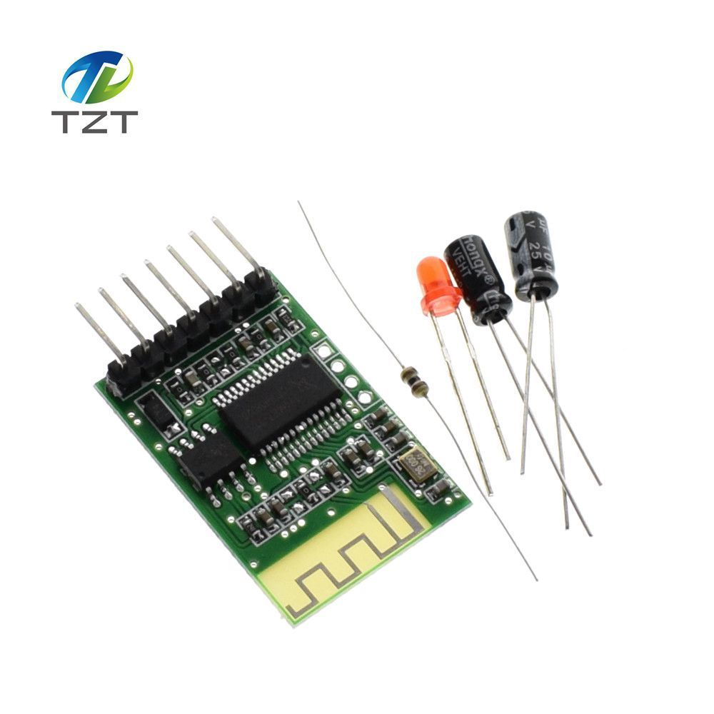 5v Mono Stereo Output Bluetooth Audio Module Universal To Circuit Receiver 7 Pin Interface Speaker Amplifier In Integrated Circuits From