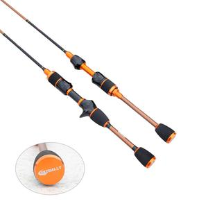 Image 2 - Skmially carbon wędka spinningowa ul 1.8m 1.68m0.8 5g ultralekkie wędki spinningowe ultra lekkie odlewanie spinning wędka vara de pesca