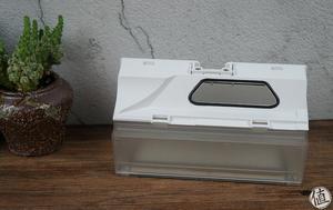 Image 4 - Roborock S50 Dust Box Parts Xiaomi Mi Robot Vacuum 2 Generation Roborock S50 Dust Box Parts for Roborock S55/S51