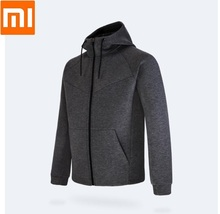 Xiaomi youpin Men's space cotton sweater Three-dimensional fluffy Lightweight warm jacket Spring Autumn Casual Hooded Sportswear