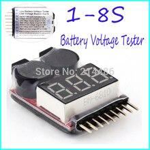 Липо/литий-ионный/fe низкого звуковой напряжение сигнал напряжения батареи тестер s для