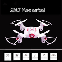 Pre-order 2017 new  X20 MINI RC drone 2.4G 4CH headless mode 360 degree stunt roll RC Quadcopter Funny Toy best kids gift