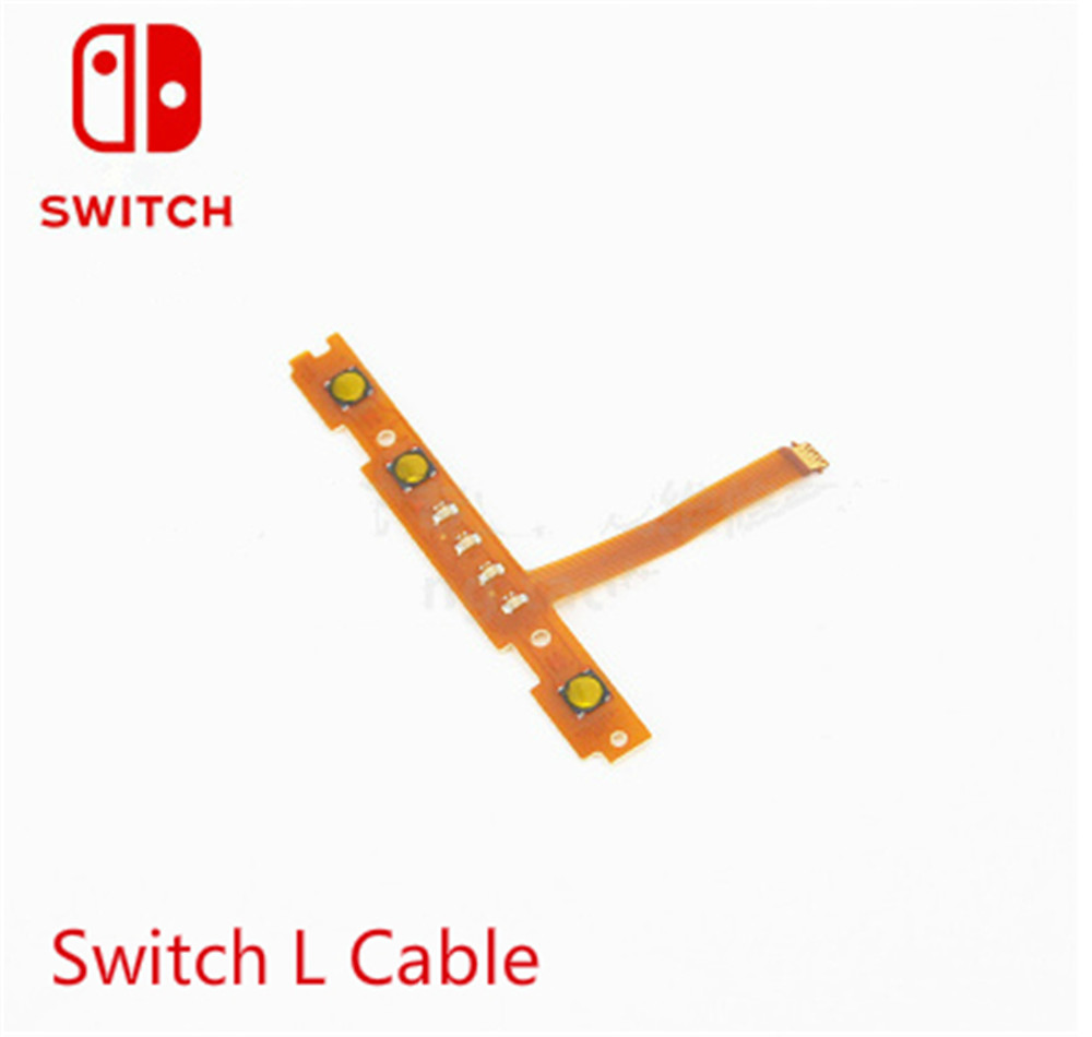 Оригинальный новейший Joy con SL SR кнопка гибкий кабель для переключателя shand игровой контроллер Joy-Con