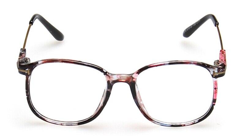 online shop new women round retro vintage eyeglass frame repair face frame mirror tide metal frames mz44 aliexpress mobile