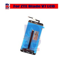 "new 5.2"" Full LCD DIsplay + Touch Screen Digitizer Assembly For ZTE Small Fresh 4 Blade V7 LTE  Free shipping"
