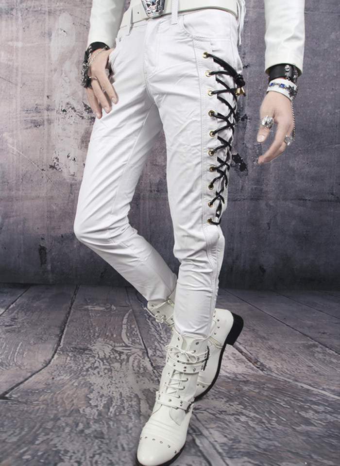 9306602bfbf2cd Male spring autumn Korean style slim thin plaid pattern business casual pants  mens cotton trousers dress pants men khaki pantsUSD 29.90 piece