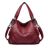 Luxury Women Leather Bag Tote Crossbody Bags For Women Designer Handbags High Quality Shoulder Bag Ladies Hand Bags Sac C1011