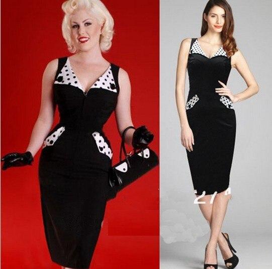 Womens Sleeveless Celeb Style Black Ladies Long Pencil Bodycon Party Dress