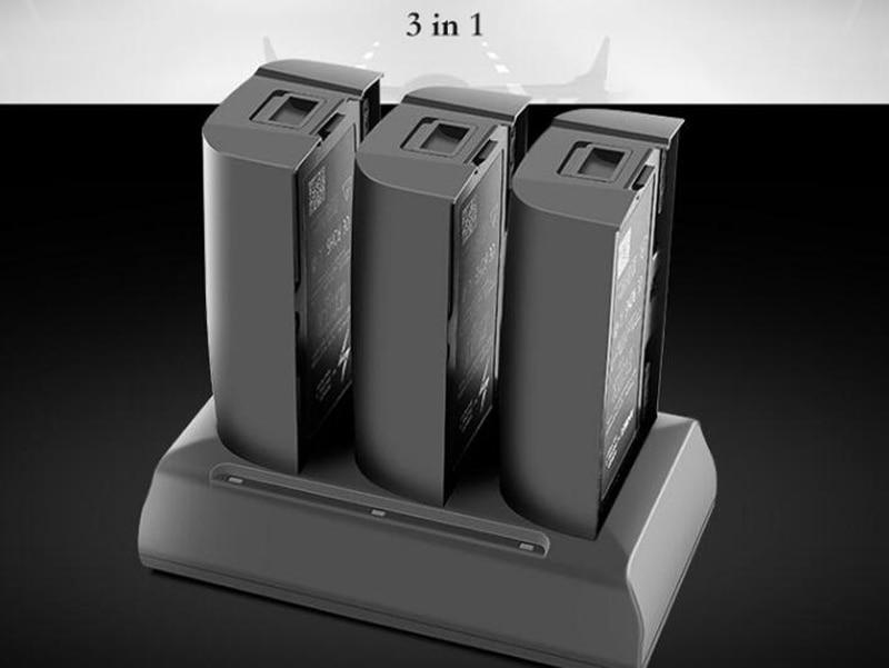 3in1 Pappagallo Bebop2 Caricatore di Potere Della Batteria Ad Alta Capacità Versione Scaricatore 13.05 v 2A L'equilibrio di Ricarica Hub di Riempimento Veloce Del Caricatore RC-in Componenti e accessori da Giocattoli e hobby su  Gruppo 2