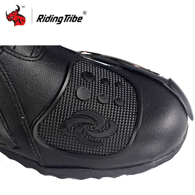 Riding Tribe Speed Motorcycle Boots Outdoor Sports Racing Shoes Boots Motocross Off-Road Motorbike Boots 3