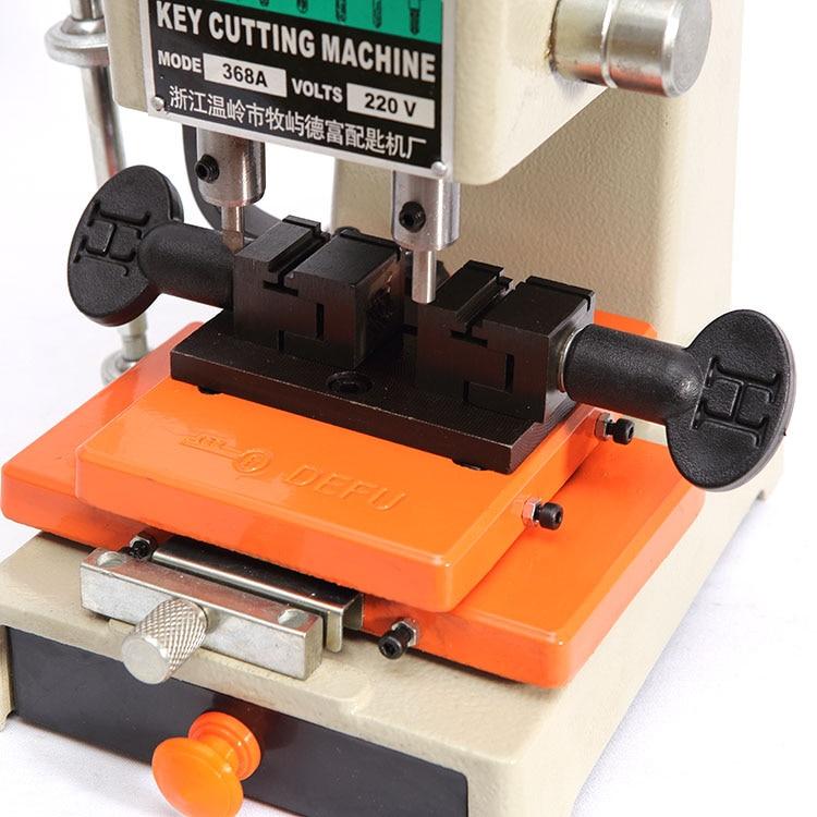 Najnowszy Laser Defu Car Key Kopiowanie kopiowanie maszyna 368a z - Narzędzia ręczne - Zdjęcie 3