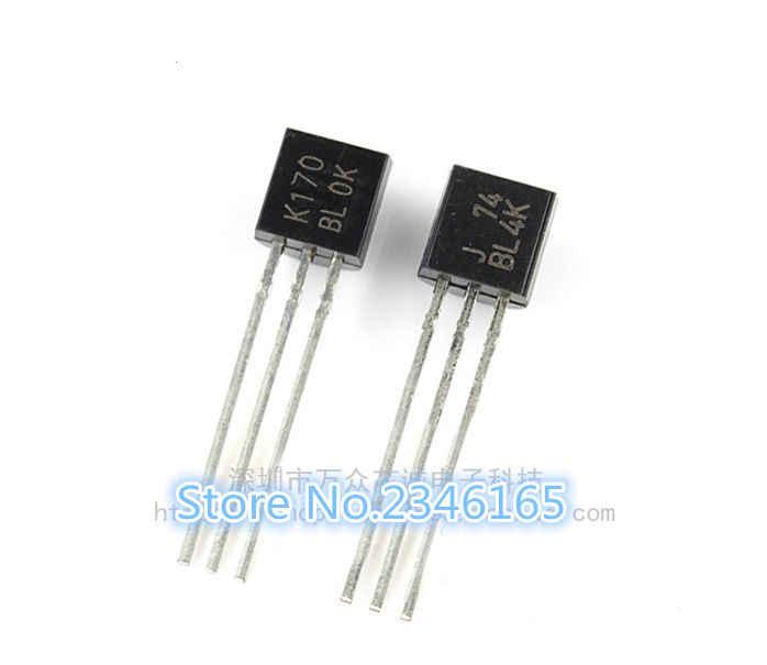 Новый оригинальный 2SK170-BL 2SK170BL 2SK170 K170 К-92 10 шт