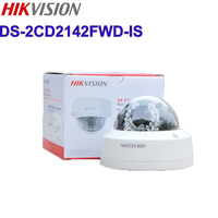In Stock English Version DS 2CD2142FWD IS Hik WDR 4MP Mini Dome Network Cctv Camera P2P